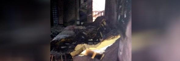 22.09.18 — взрыв газа в многоквартирном доме в Дагестане