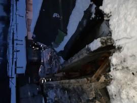 В Жигулевске из-за хлопка газа обрушились перекрытия гаража В результате происшествия пострадали три подростка.