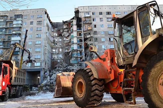Взрыв произошел в доме по адресу улица Карла Маркса, 164, в понедельник рано утром