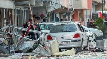 08.03.19 — Утечка газа привела к взрыву в ресторане Стамбула