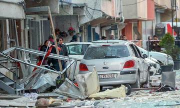Утечка газа привела к взрыву в ресторане Стамбула