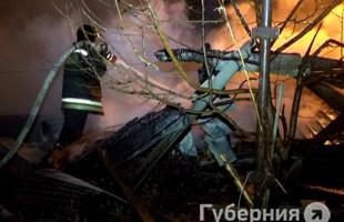 13.03.19 — взрыв газа (баллон) в частном доме в Хабаровском Крае
