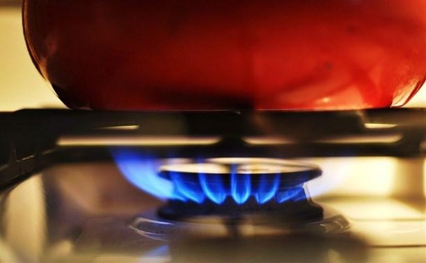 В Луговом почти 300 домов остались без газа по вине экскаваторщика