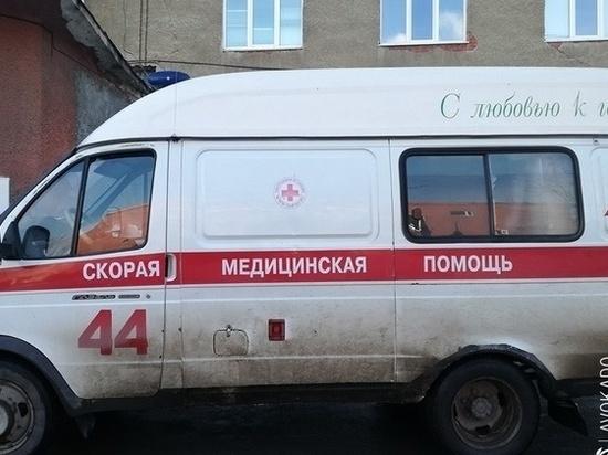 Взрыв газа произошел в многоэтажном доме в Кемерове