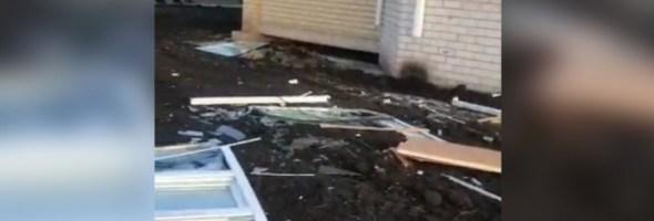 13.11.19 — взрыв газа в квартире в Воронежской области (Бутурлиновка)