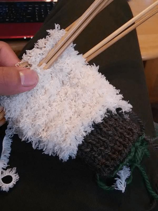【第1回】簡単準備!ダイソー×編み物で子供用カーディガンを作ろう!【全2回】