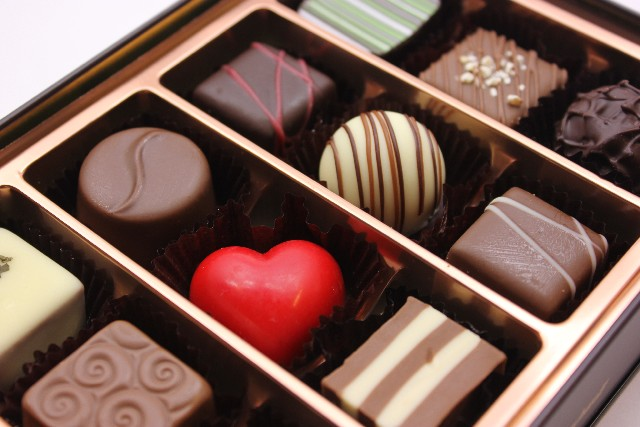 チョコレート 効能