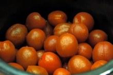 甘い カリカリ梅 作り方