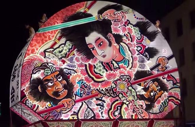 弘前ねぷた祭り 2015
