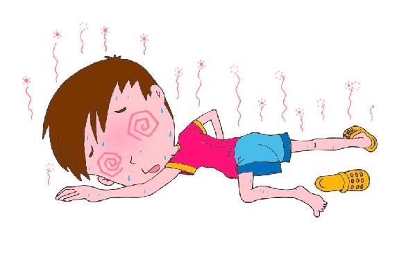 部屋 熱中症 対策