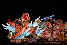 青森ねぶた祭り 2015
