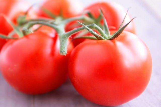 塩トマト 甘い 理由