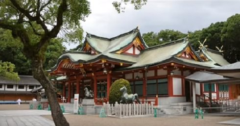 西宮神社 十日戎 2016