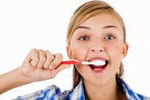 塩 歯磨き 効果