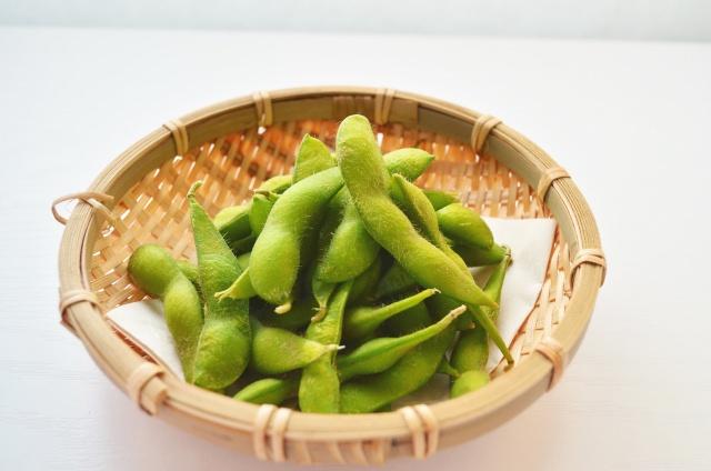 枝豆 食べ過ぎ