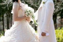 お彼岸 結婚式