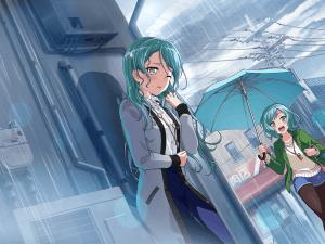 氷川 紗夜星3[雨音と涙]