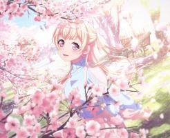 白鷺千聖 星4[舞い散る花吹雪と]