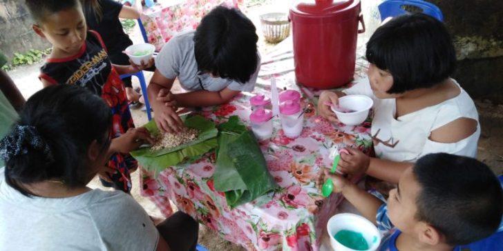 タイ 少数民族 ボランティア 就学支援