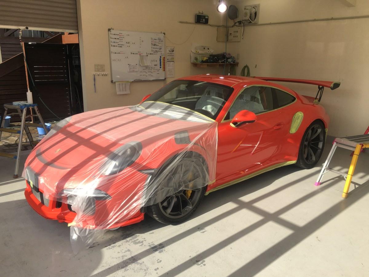 ポルシェ 911GT3RS