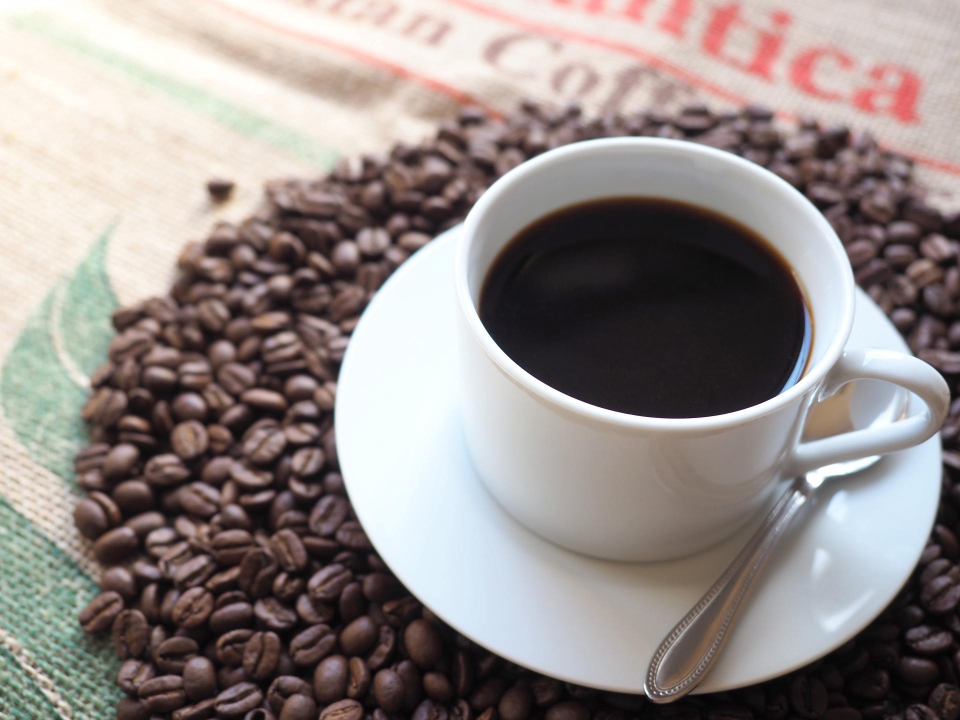 蓄膿症,コーヒー