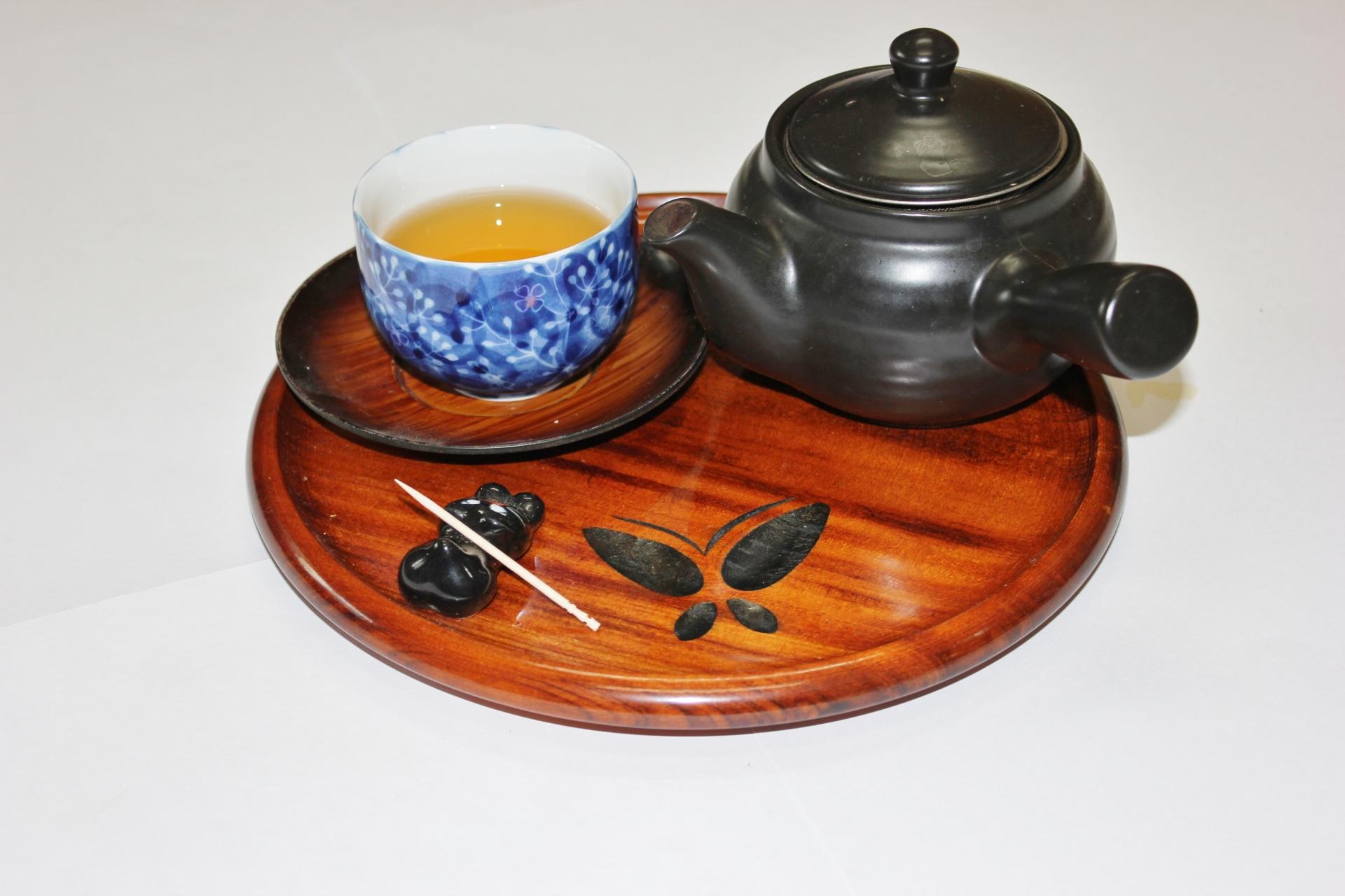 蓄膿症,治療,効く,お茶