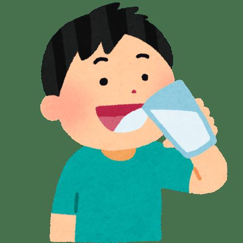 糖尿病と喉の渇き