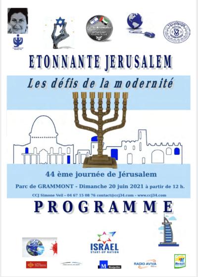 journée Jerusalem