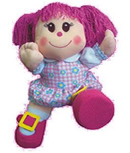 muñeca feliz