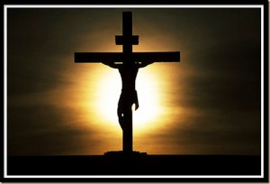 semana santa jesucristo crucificado
