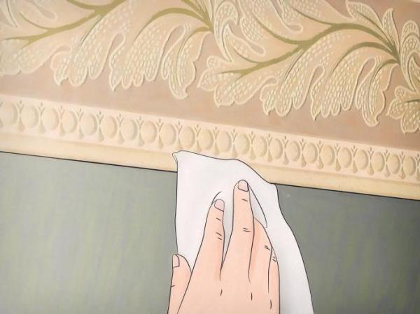 Как снять старые виниловые обои со стены – способы ...
