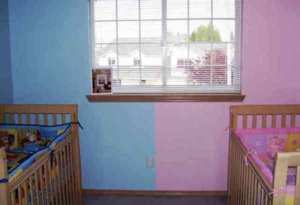 Как разделить комнату на зоны с помощью обоев – фото, а ...
