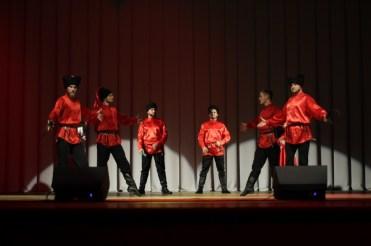 Благотворительный концерт шоу казачьей песни и танцев для наших подопечных