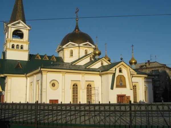 Вознесенский собор, новосибирск. адрес, фото внутри ...