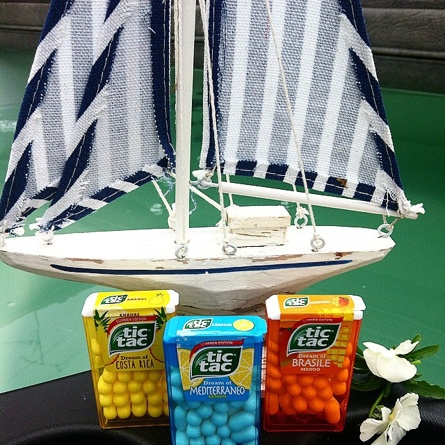 tic tac summer edition