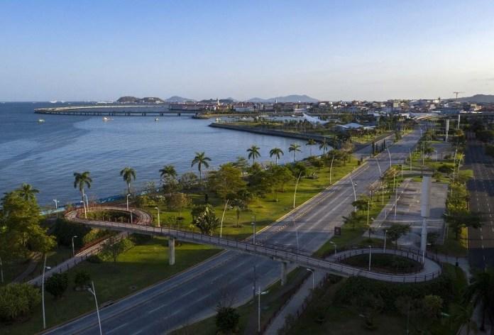 Panamá ciudades vacías por coronavirus