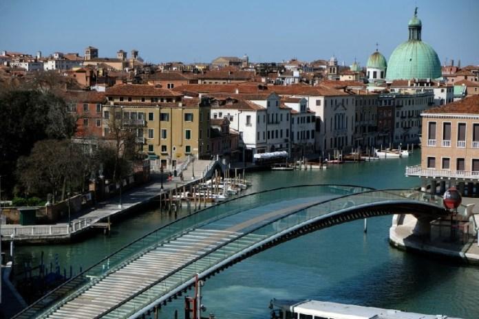 venecia ciudades vacías por coronavirus