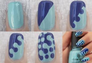 bicolor-azul-paso-a-paso