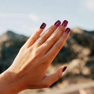 Polvos de diseños uñas