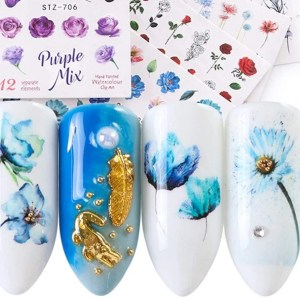decoracion de uñas nuevos modelos