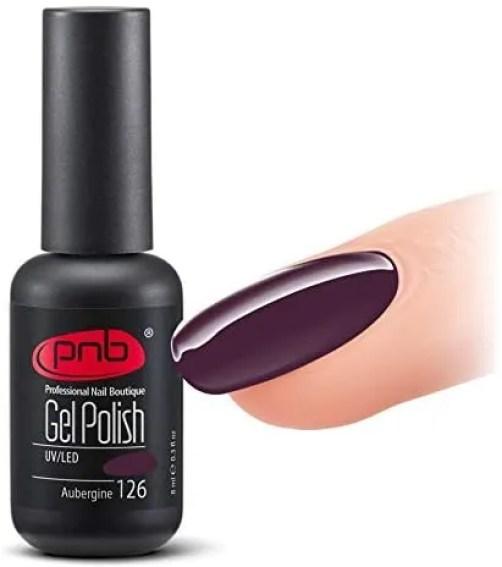 nail polish color berenjena