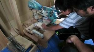 10歳の息子と棚作り2 (10)
