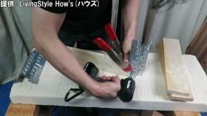 かんたんDIY スタッキングヒンジで折りたたみ収納ボックス (25)
