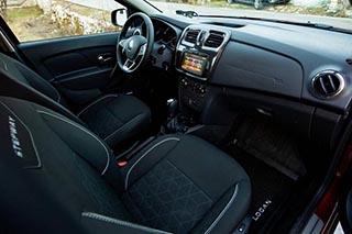 Рено Логан Степвей 2019 - новый кузов, комплектации, цены ...