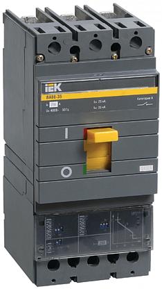 Выключатель автоматический ВА88-35 3Р 250А 35кА с расцепителем MP 211