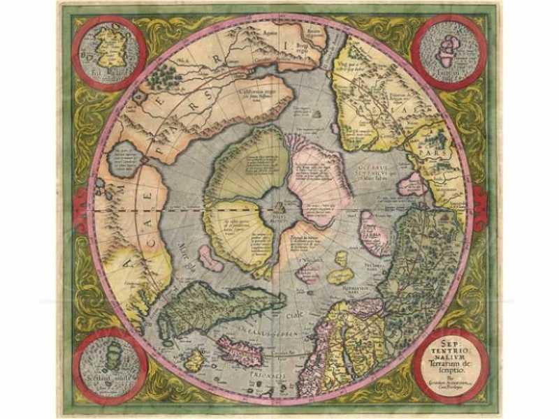 Даария - история Земли
