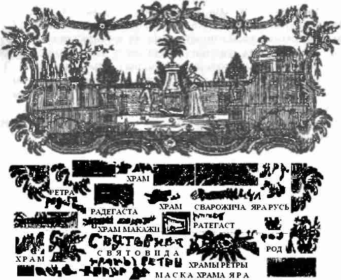 храмы славян
