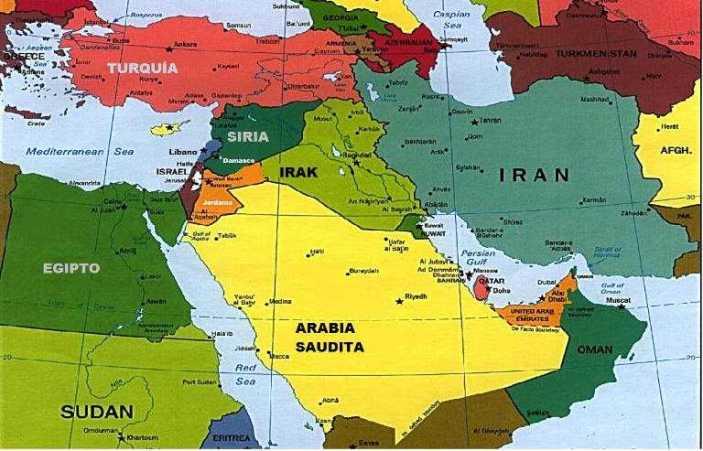 положение Сирии