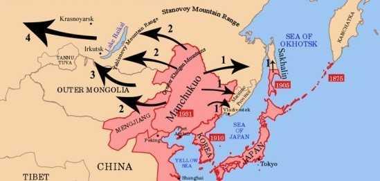 нападение японии на ссср