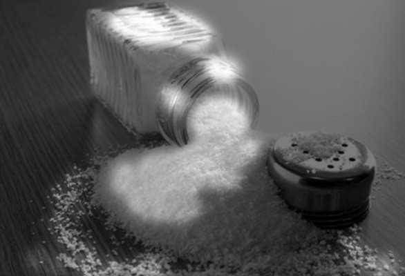 бытовая, но магическая соль